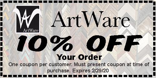 10% Coupon For Artware